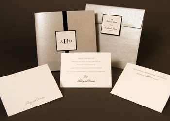 wedding invitations - impressions of louisville, Wedding invitations